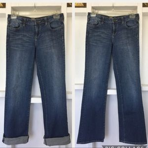 Kut From The Kloth Blue Jean